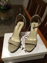 Nude Colour Heels - Size 7 Kelvin Grove Brisbane North West Preview