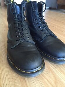 US 8 Soft Leather Doc Martens Kellyville The Hills District Preview