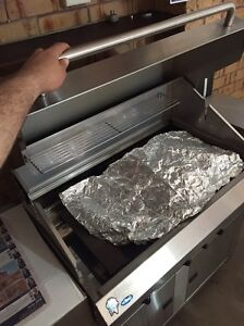 Diamond serious BBQ GAS by ultraQ used only once Randwick Eastern Suburbs Preview