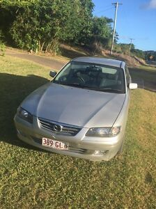 2002 Mazda 626 Cooktown Cook Area Preview