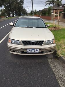 1997 Nissan Maxima Reservoir Darebin Area Preview