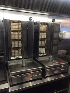 Nearly new kebab machine for sale Camberwell Boroondara Area Preview