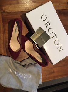 Oroton Shoes Newcastle Newcastle Area Preview