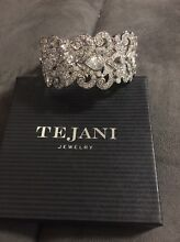 Tejani crystal cuff / bangle Wanneroo Wanneroo Area Preview