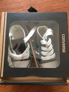 CONVERSE BABY SHOES Woonona Wollongong Area Preview