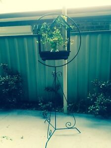 Vintage cage(can be used for birds or plant hangings) Rosemeadow Campbelltown Area Preview