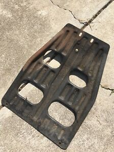 Subaru L series bash pan sump guard. St Marys Mitcham Area Preview