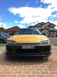 92 honda civic eg hatch Cabramatta West Fairfield Area Preview