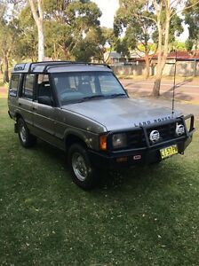 Land Rover Discovery 1993 Lake Haven Wyong Area Preview