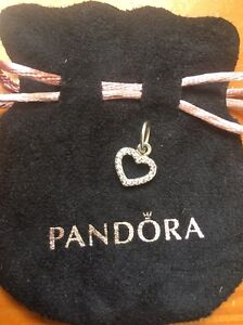 Pandora hanging heart Manly West Brisbane South East Preview