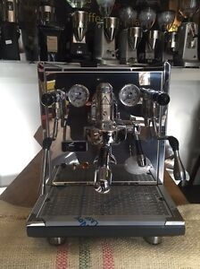 Brand New ECM SYNCHRONIKA DUAL BOILER Coffee Espresso Machine Marrickville Marrickville Area Preview