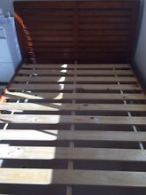 Timber bed frame Prestons Liverpool Area Preview
