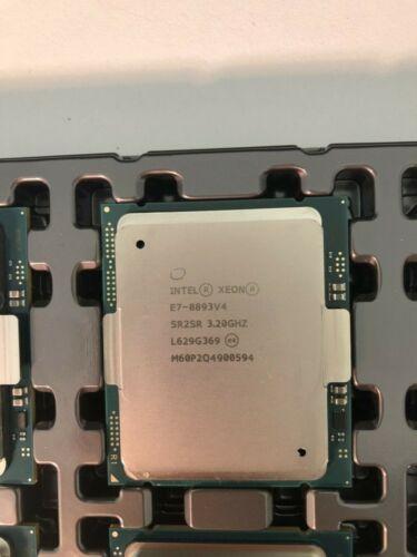 INTEL XEON E7-8893 V4 3.20GHZ  CPU PROCESSOR - SR2SR (Grade A)