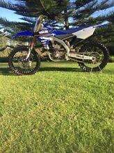 Yamaha YZ250F 2015 Windsor Hawkesbury Area Preview