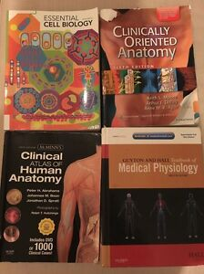 Human Biology and Medical text books Cottesloe Cottesloe Area Preview