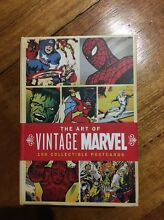 The Art of Vintage MARVEL 100 collectable postcards. Hazelbrook Blue Mountains Preview