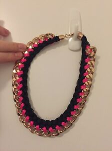 4 gorgeous necklaces 1 bow Dandenong South Greater Dandenong Preview