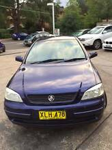 2001 Holden Astra Manual Epping Ryde Area Preview