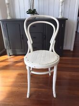 White Bentwood Chair East Fremantle Fremantle Area Preview