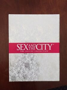 Sex and the City DVD boxed set Carlisle Victoria Park Area Preview