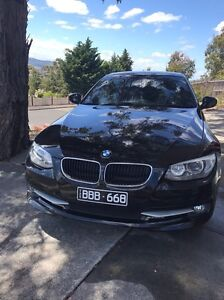 BMW 320d convertible for sales West Moonah Glenorchy Area Preview