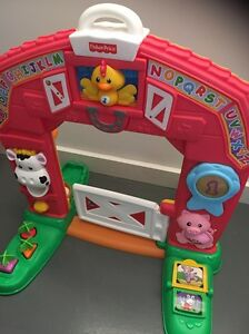 Fisher and Price Laugh and Learn Farm Electrona Kingborough Area Preview