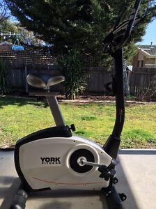 York Fitness Excercise Bike Gordon Tuggeranong Preview