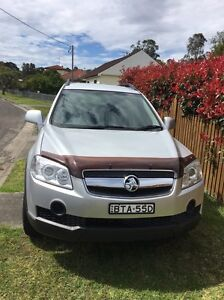 2009 Holden Captiva Turbo Diesel low km's 7 Seater Cardiff Lake Macquarie Area Preview