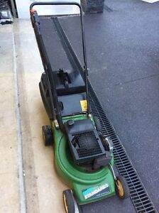 VICTA LAWN MOWER 2 STROKE STARTS FIRST GO Shell Cove Shellharbour Area Preview