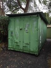 20 Foot Shipping Container Storage Twenty Feet 20' Park Orchards Manningham Area Preview
