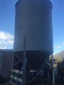 20 tonne grain silo Collinsvale Glenorchy Area Preview