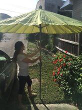 Deck/outdoor umbrella Warriewood Pittwater Area Preview