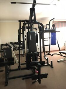 4 Station Gym Set/Exercise Sets Parramatta Parramatta Area Preview