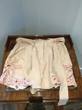 Alice McCall Silk Shorts 10 Toorak Stonnington Area Preview