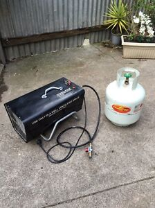 Lpg fa forced gas blow heater Bayswater Knox Area Preview