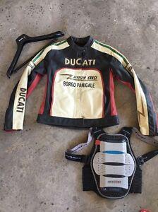 Ducati ladies leather Jacket Burwood Burwood Area Preview