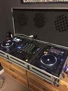 Pioneer CDJ 2000s + DJM 800 + Travel Case South Lake Cockburn Area Preview
