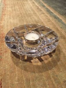2 x Orrefors candle holders Caringbah Sutherland Area Preview