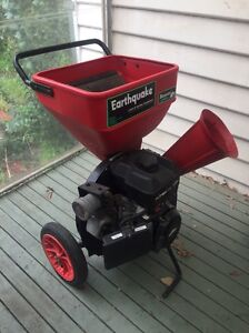 Earthquake Beaver Express wood mulcher/chipper Nunawading Whitehorse Area Preview