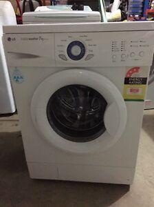 7kg LG front loader washing machine Glenwood Blacktown Area Preview
