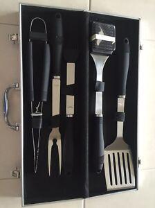 Bbq tool kit professional Flinders Park Charles Sturt Area Preview