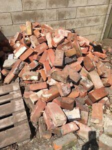 Broken bricks Largs Bay Port Adelaide Area Preview