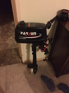 Parsun 2hp outboard Kenwick Gosnells Area Preview