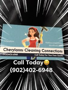 Independent cleaners looking for new clients