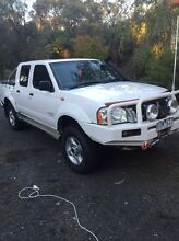 Nissan Navara D22 turbo Diesel Crib Point Mornington Peninsula Preview