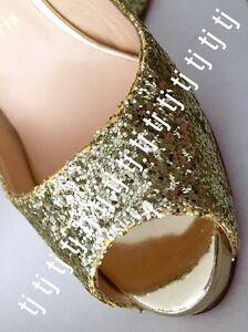 Christian Louboutin Heels NoPrive 120mm Glitter Size 39 Melbourne CBD Melbourne City Preview