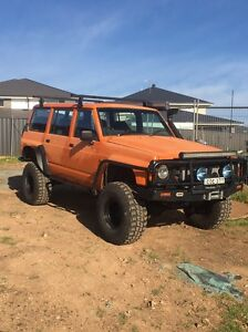 Nissan GQ Patrol/DA ford maverick Farmborough Heights Wollongong Area Preview