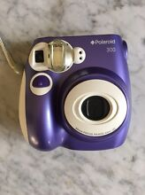 Polaroid 300 instant camera - Purple East Victoria Park Victoria Park Area Preview