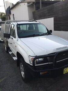 Toyota Hilux 4x4 Petrol V6 The Junction Newcastle Area Preview