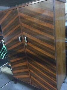 Vintage gentlemans cupboard Narrabeen Manly Area Preview
